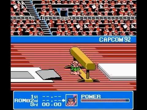 Capcom Barcelona 92 LongPlay (NES)