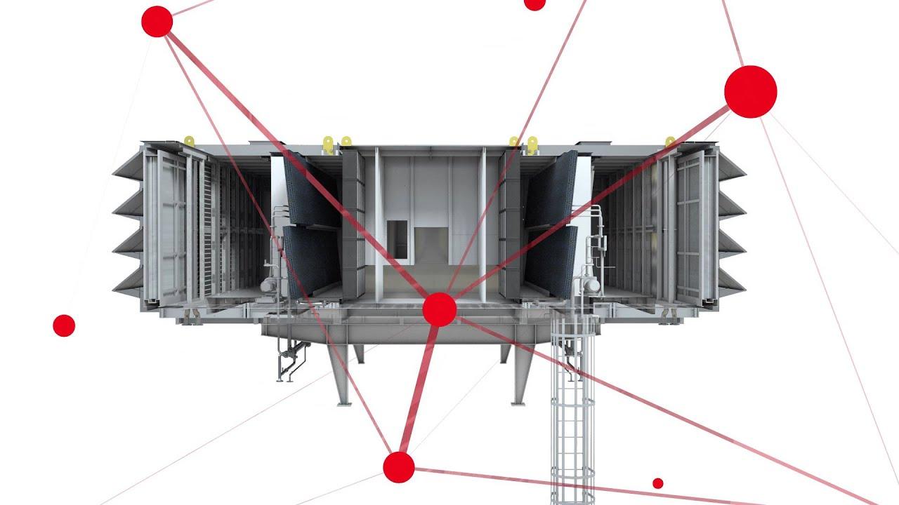 LM6000 Gas Turbine Filter System Optimization