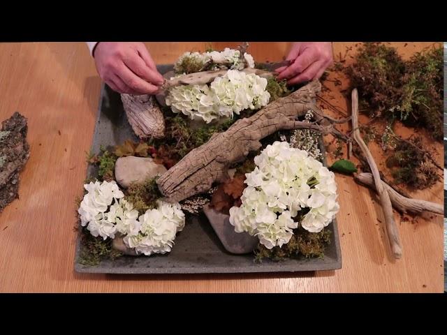 Cursos de formação profissional da Floral Design Brasil - Escola Internacional de Arte Floral