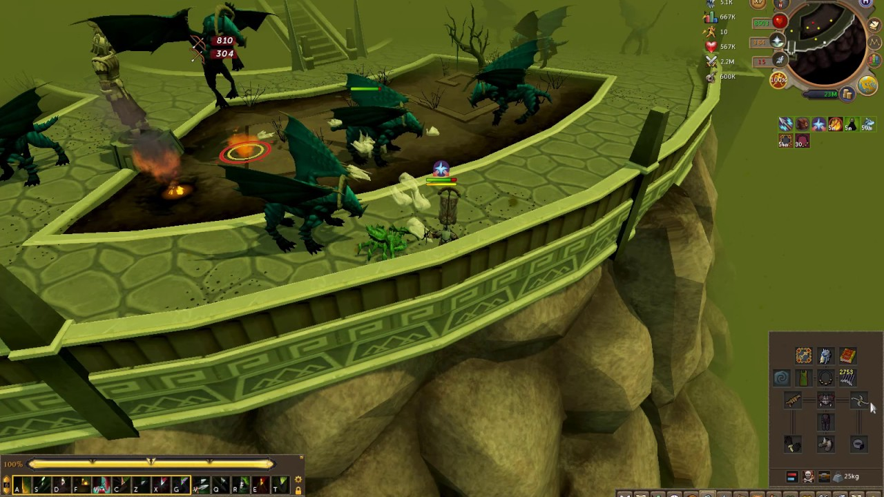 Runescape 3 Road To 120 Slayer Ep 3