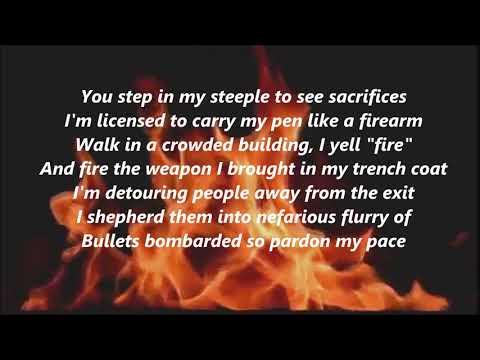 Rap God- K.A.A.N/w Lyrics