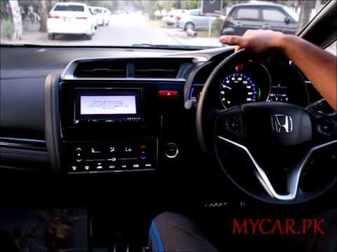 TEST DRIVE REVIEW OF HONDA FIT GP5 2014