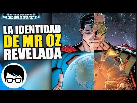 EL PADRE DE SUPERMAN - THE OZ EFFECT (Parte 1) | Action Comics #987 | COMIC NARRADO