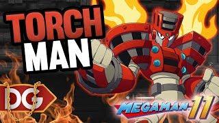 Mega Man 11 - TORCH MAN RESIN - Part 7