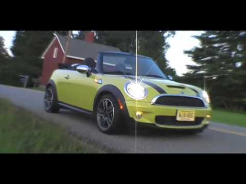 2009 MINI Cooper S Convertible Review
