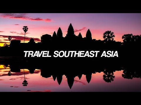 EASY GUIDE TO TRAVELING SOUTHEAST ASIA - BUDGET / ROUTE / TIPS / FOODS