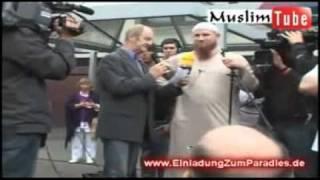 Pierre Vogel vs RTL Reporter RTL soll sich entschuldigen