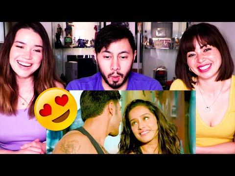 SUN SAATHIYA | ABCD | Shraddha | Varun | Music Video Reaction!