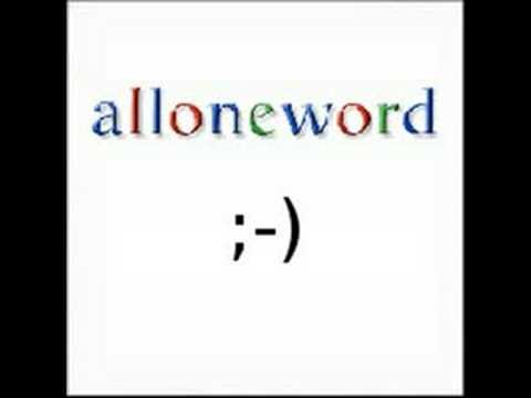 Google It! - song by alloneword