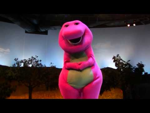 A Day in the Park With Barney Show 4/23/2015