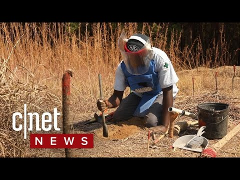 Solving Angola's land