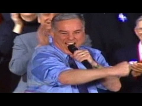 2004: The scream that doomed Howard Dean