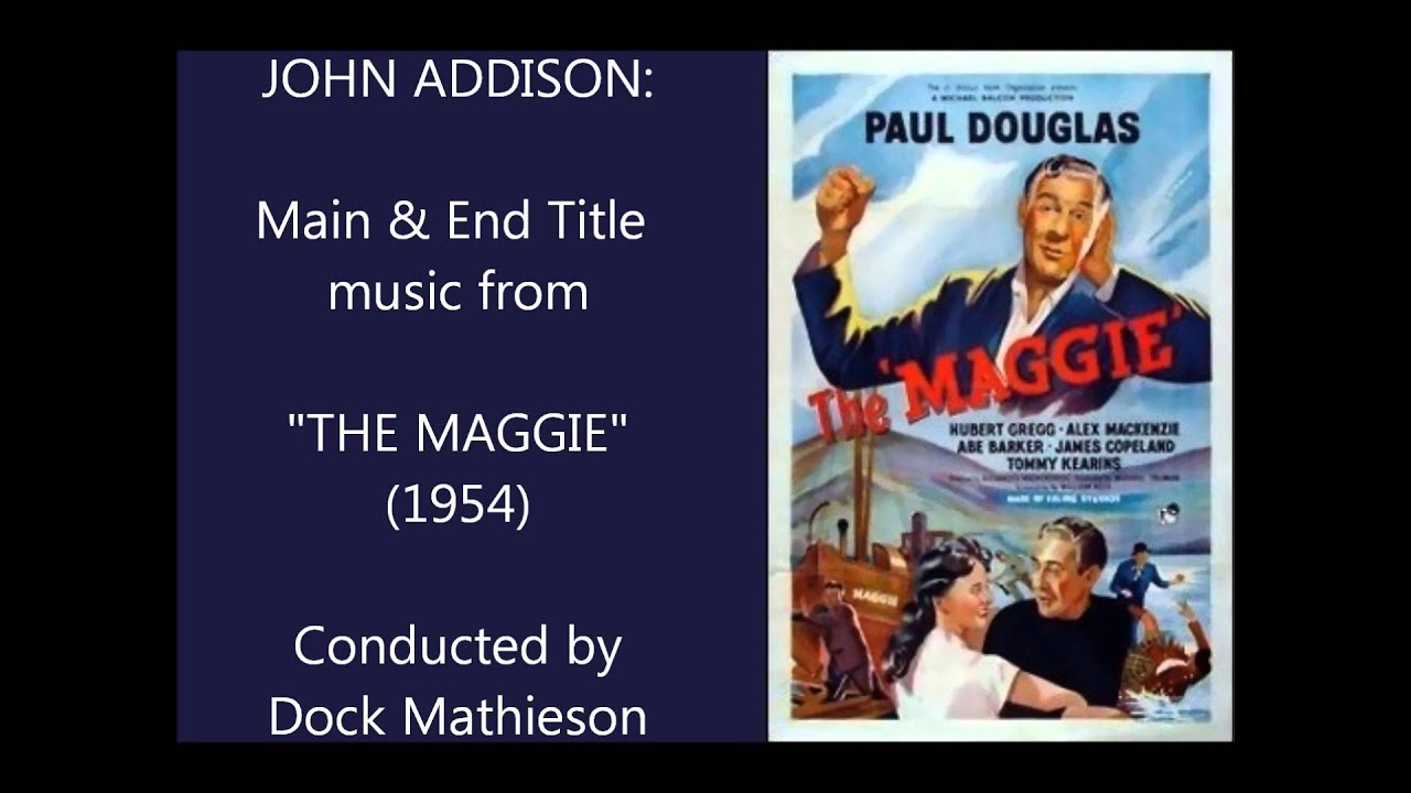 John Addison: Main & End Title music from