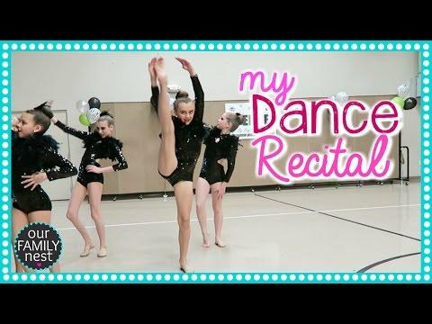 KARLI REESE'S DANCE RECITAL PERFORMANCE 2016