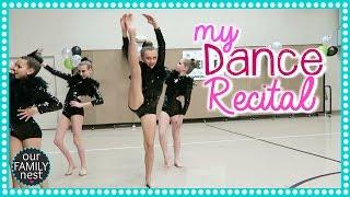 Gambar cover KARLI REESE'S DANCE RECITAL PERFORMANCE 2016