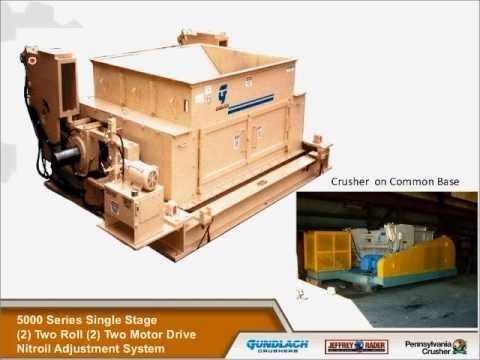 Roll Crushers & High Tonnage Applications - TerraSource Global Webinar Series