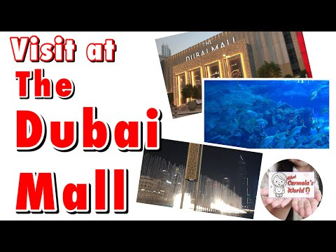 Visit at The Dubai Mall