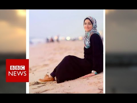 The Instagrammer who wants to show a different side of Gaza - BBC News
