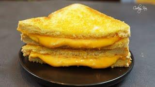 Potato Cheese Toast Recipe ! P…