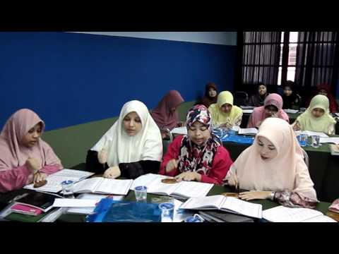 Belajar Al-Quran Teknik Al-Baghdadi