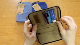 Fjallraven Passport Wallet - обзор лучшего кошелька для путешествий