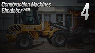 Construction Machines Simulator 2016 - Inżynier wózka widłowego #4 /PlayWay