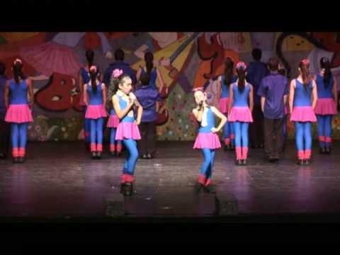 Musica Baile Y Accion  Muestra De Talento 2009  Parte 1