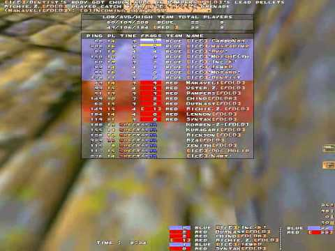 Quake Team Fortress (QWTF) - FOLD vs. IcE VII, pt. 1