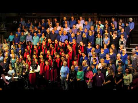 Mystic Chorale and Boston City Singers Sing