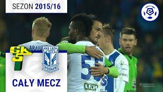 Górnik Łęczna - Lech Poznań [1. połowa] sezon 201516 kolejka 30