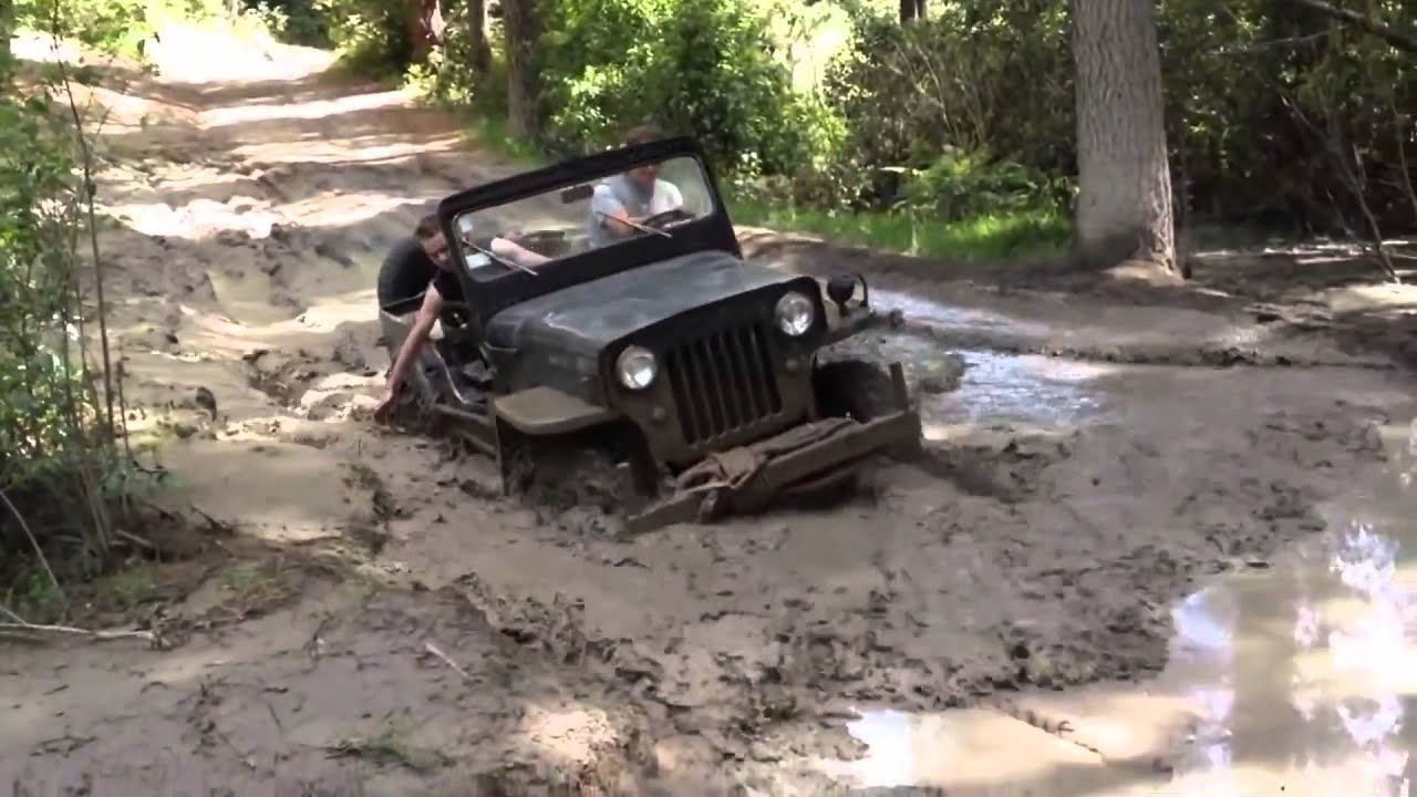 Ranch Jeep >> Jeep: New Vs. Old - YouTube