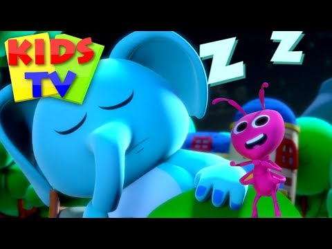 There's A Small Ant On My Leg   Cartoon Songs For Babies   Videos by Kids Tv