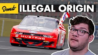 How Outlaw Moonshiners Started NASCAR | WheelHouse