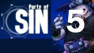 Party Of Sin - Walkthrough Part 5 - Damn Dam [No commentary] [HD PC]