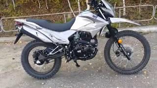 Обзор мотоцикла ZID YX250GY-C5C