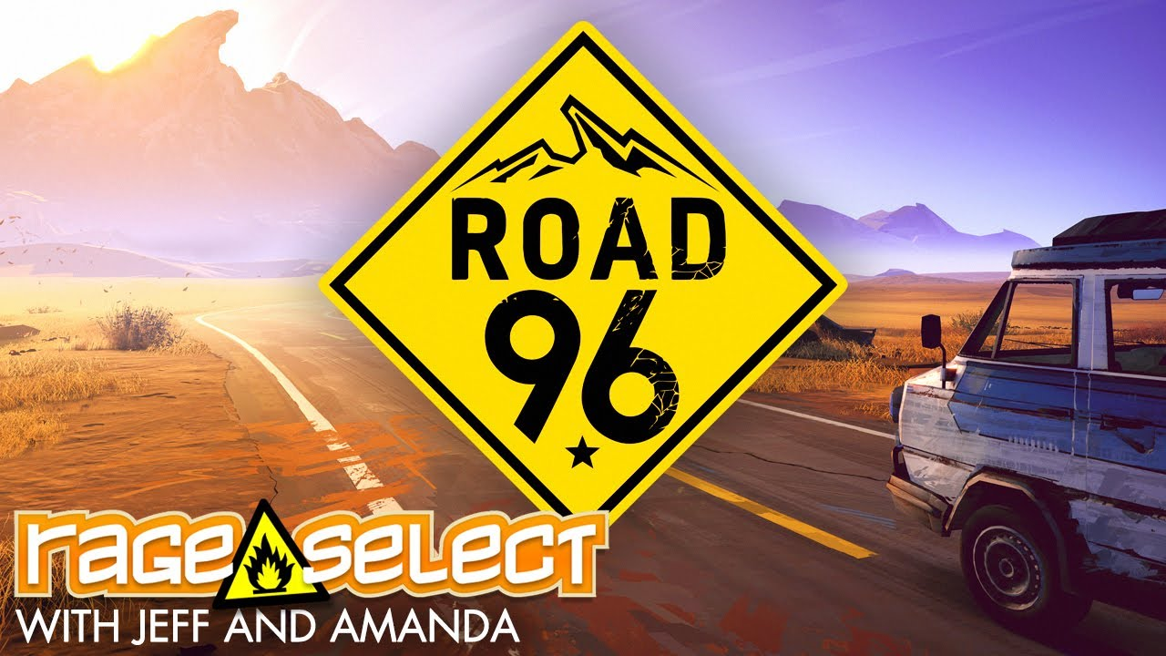 Road 96 (The Dojo) Let's Play