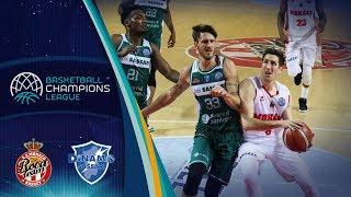 AS Monaco v Dinamo Sassari - Full Game - Basketball Champions League