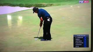 Phil Mickelson Loses His Mind on Green at US OPEN Hole #13 (Full Video)