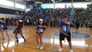 Dreyfoos Freshman Pep Rally Dance 2016