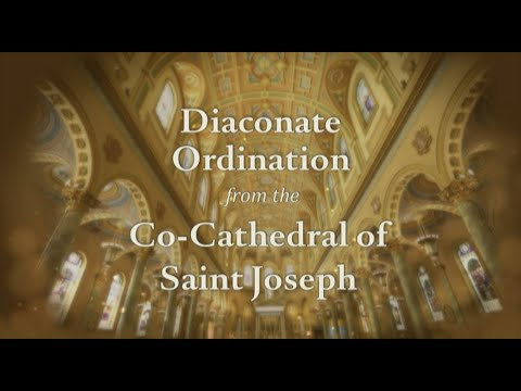 NET TV- Ordination to the Diaconate 2019 (5/25/19)