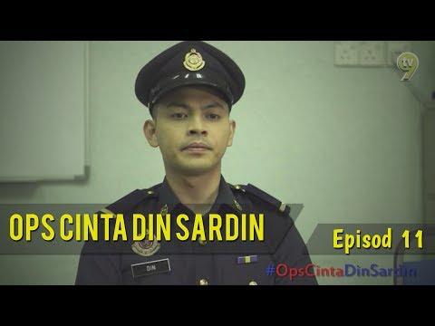 Kelakarama | Ops Cinta Din Sardin | Episod 11