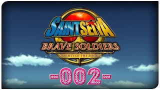 #002 | Saint Seiya - Brave Soldiers | Chapter Sanctuary #2 [GERMAN|HD]