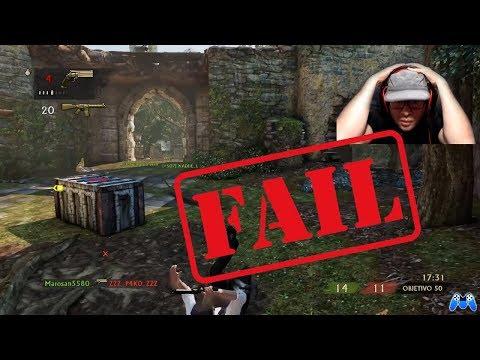 Uncharted 3: Error en Partida Multijugador | Fail TDM