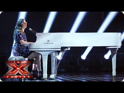 Abi Alton sings Livin' On A Prayer by Bon Jovi - Live Week 1 - The X Factor 2013