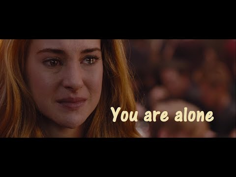 sad multifandom|You are alone