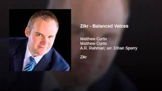 Zikr - Balanced Voices