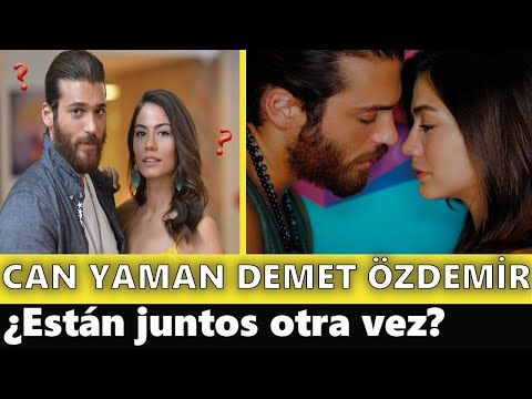 Can Yaman y Demet Özdemir | ¿Están juntos otra vez? ¿Demet en la casa de Can? Últimas Noticias!
