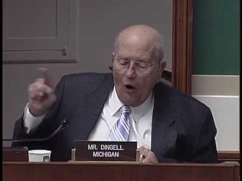 Dingell Questions FDA Commissioner Hamburg on Compounding Pharmacy Oversight - April 16, 2013