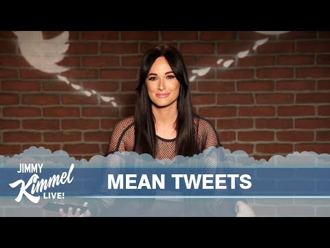 Angie Ward - WATCH: Post-CMA #MeanTweets!