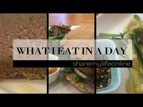 VEGAN | WHAT I EAT IN A DAY | BUSAN